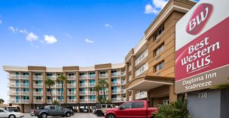 Best Western Plus Daytona Inn Seabreeze Oceanfront - Daytona Beach - Edificio