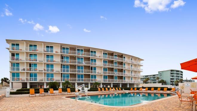 代頓旅館海風海濱貝斯特韋斯特酒店 - 德頓海灘 - 代托納比奇 - 建築
