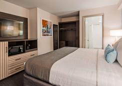 代頓旅館海風海濱貝斯特韋斯特酒店 - 德頓海灘 - 代托納比奇 - 臥室