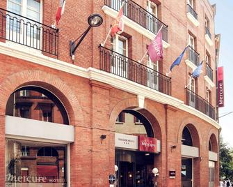 Hôtel Mercure Toulouse Centre Wilson Capitole - Toulouse - Gebouw