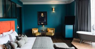أفون جورج باي هوتل دو فين - بريستول - غرفة نوم