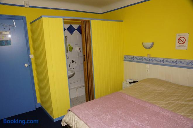 Hôtel le Richelieu - Le Boulou - Bedroom