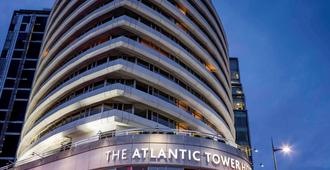 Mercure Liverpool Atlantic Tower Hotel - Liverpool - Gebäude