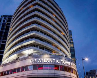 Mercure Liverpool Atlantic Tower Hotel - Liverpool - Building