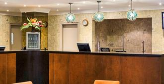 Mercure Liverpool Atlantic Tower Hotel - Liverpool - Resepsiyon