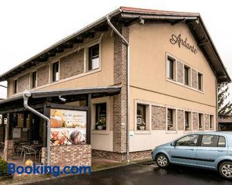 Andante Hotel & Restaurant - Szentgotthárd - Building