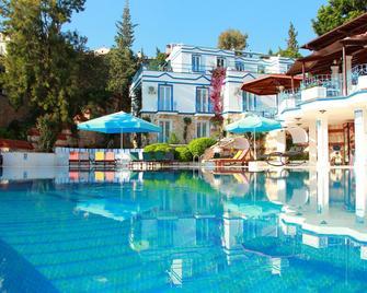 Soothe Hotel - Kaş - Pool