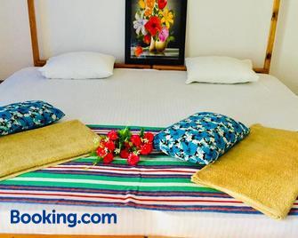 Beach Cab Resort - Arugam - Schlafzimmer