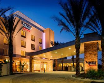 Fairfield Inn & Suites Tustin Orange County - Tustin - Gebäude