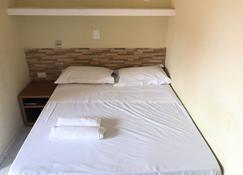 普拉亞多斯恩坎托斯旅館 - Japaratinga - 臥室