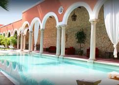梅里達莊園酒店 - 梅利達 - Merida/梅里達 - 游泳池