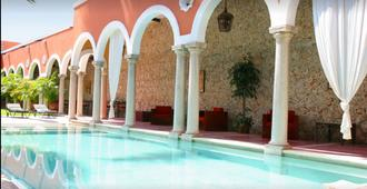 Hotel Hacienda Merida - Mérida - Piscina