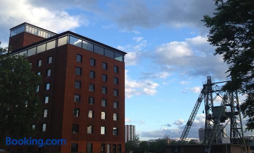 Speicher7 Hotel - Mannheim - Building