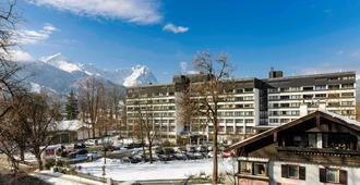 Mercure Hotel Garmisch Partenkirchen - Garmisch-Partenkirchen - Toà nhà