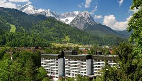 Mercure Hotel Garmisch Partenkirchen - Гармиш-Партенкирхен - Здание