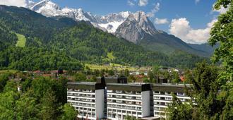 Mercure Hotel Garmisch Partenkirchen - Garmisch-Partenkirchen - Rakennus