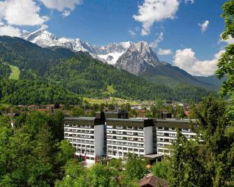 Mercure Hotel Garmisch Partenkirchen - Garmisch-Partenkirchen - Building