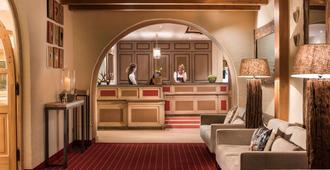 Mercure Hotel Garmisch Partenkirchen - גרמיש-פרטנקירכן - דלפק קבלה