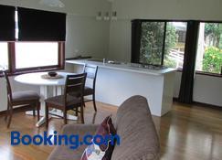 Hideaway Retreat - Isla Norfolk - Sala de estar
