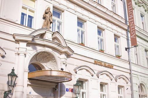 Hotel Klarov - Praha - Rakennus