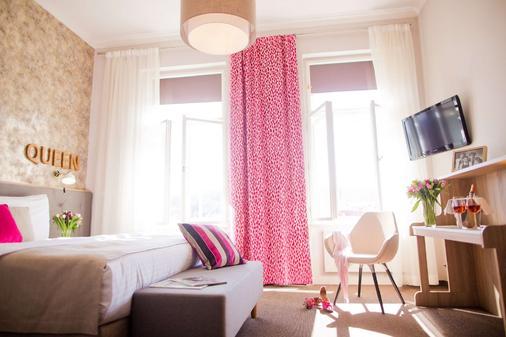 Hotel Klarov - Praha - Makuuhuone