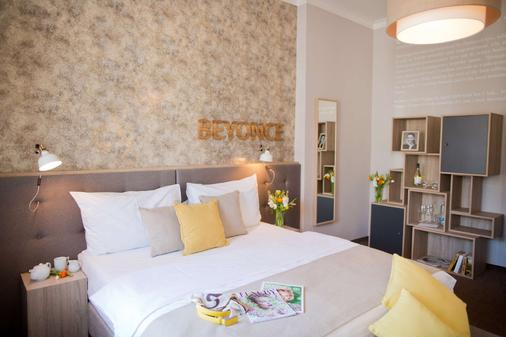 Hotel Klarov - Prague - Bedroom