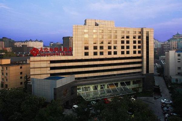 Sunworld Hotel Wangfujing - Beijing - Building