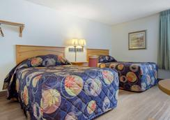 Rodeway Inn - Asheville - Κρεβατοκάμαρα