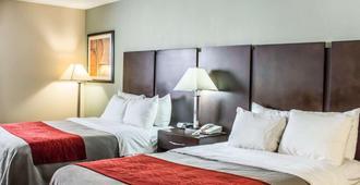 Quality Inn Raleigh Downtown - ראליי - חדר שינה