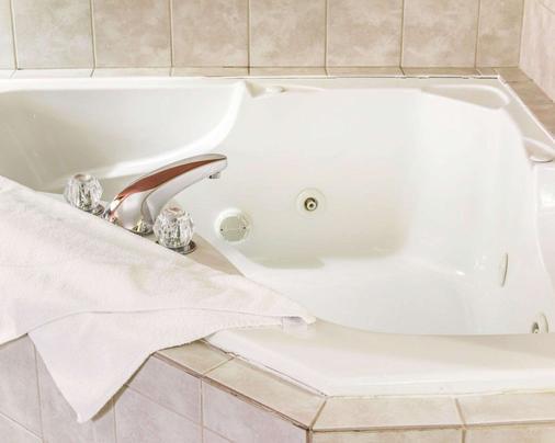 Quality Inn Raleigh Downtown - Raleigh - Bathroom