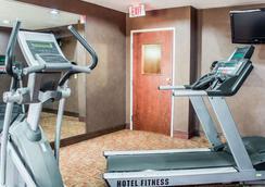 Quality Inn Raleigh Downtown - Raleigh - Gym