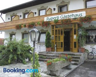 Ruperti - Gästehaus - Ainring - Edificio