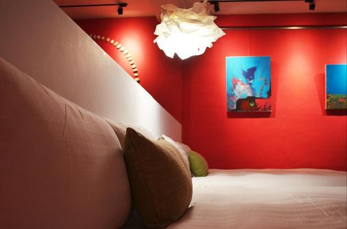 The Leaf Inn - Hualien City - Bedroom