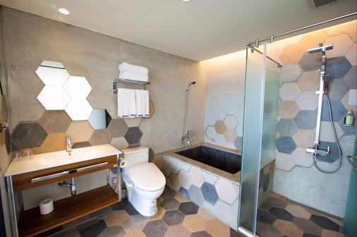 The Leaf Inn - Hualien City - Bathroom