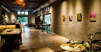 The Leaf Inn - Hualien City - Restaurant