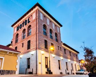 Hotel El Jardín de la Abadía - Valladolid - Building