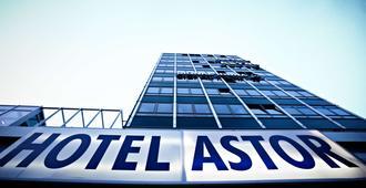 Hotel Astor Kiel By Campanile - Kiel - Toà nhà