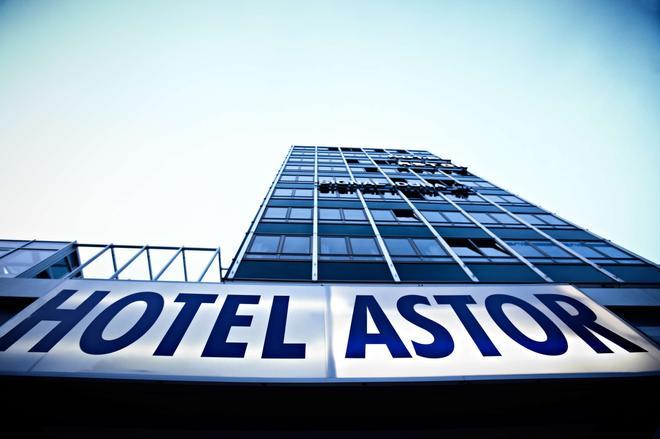 Hotel Astor Kiel By Campanile - Κίελο - Κτίριο
