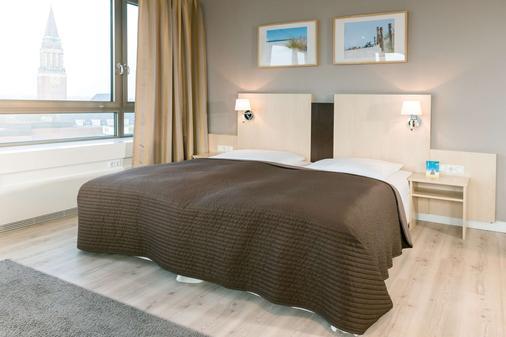 Hotel Astor Kiel By Campanile - Kiel - Bedroom