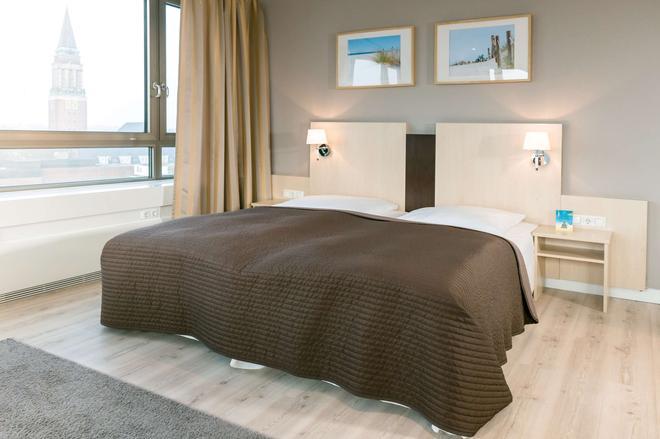 Hotel Astor Kiel By Campanile - Κίελο - Κρεβατοκάμαρα