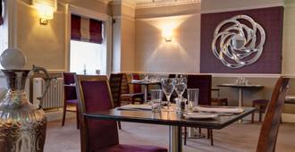 Best Western Plus Aston Hall Hotel - Sheffield - Restaurante