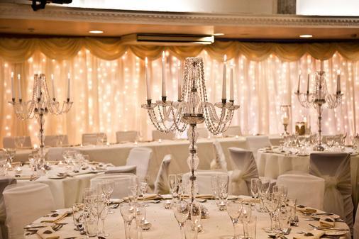 Best Western Plus Aston Hall Hotel - Sheffield - Banquet hall