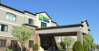 Holiday Inn Express & Suites Bozeman West - Bozeman - Edificio