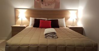 Central Motel - Nelson Bay - Bedroom