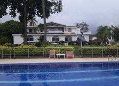 Amaranthus Hotel - Puerto Triunfo - Basen