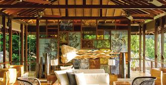 Four Seasons Resort Seychelles - Baie Lazare - Lounge