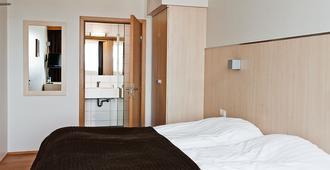 Hotel Klettur - Reykavik - Yatak Odası