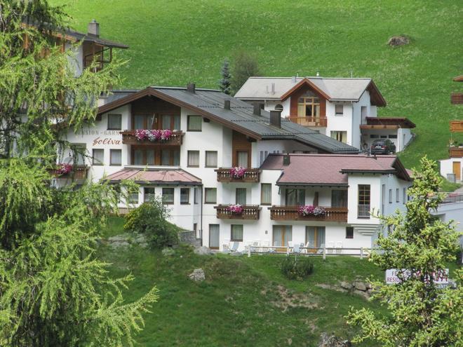 Ferienresidenz Soliva - Samnaun - Κτίριο