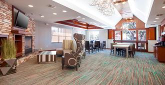 Residence Inn by Marriott San Antonio North/Stone Oak - סן אנטוניו - מסעדה