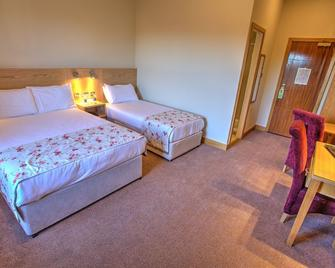 The Lucan Spa Hotel - Lucan - Camera da letto